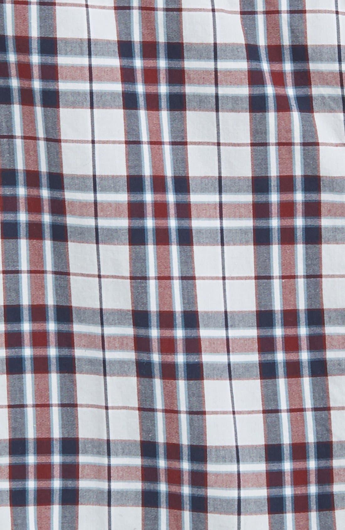 ,                             'Photo' Buffalo Plaid Woven Shirt,                             Alternate thumbnail 29, color,                             420