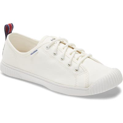 Palladium Easy Low Top Sneaker, White