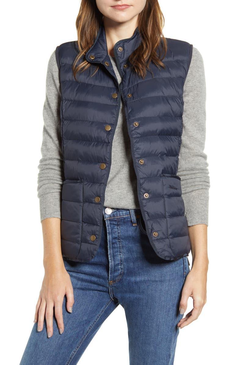 BARBOUR Carlton Vest, Main, color, 410