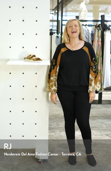 Arizona Soft Footbed Sandal, sales video thumbnail