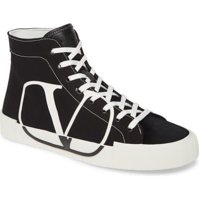 Valentino Garavani Go Logo Sneaker, US / 44EU - Black