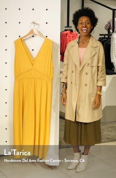 Favorite Linen Blend Maxi Dress, sales video thumbnail