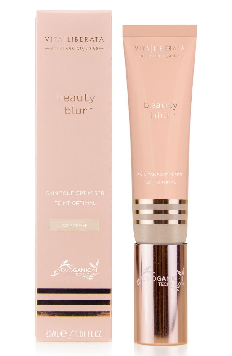 VITA LIBERATA Beauty Blur Skin Tone Optimizer, Main, color, CAFE CREME