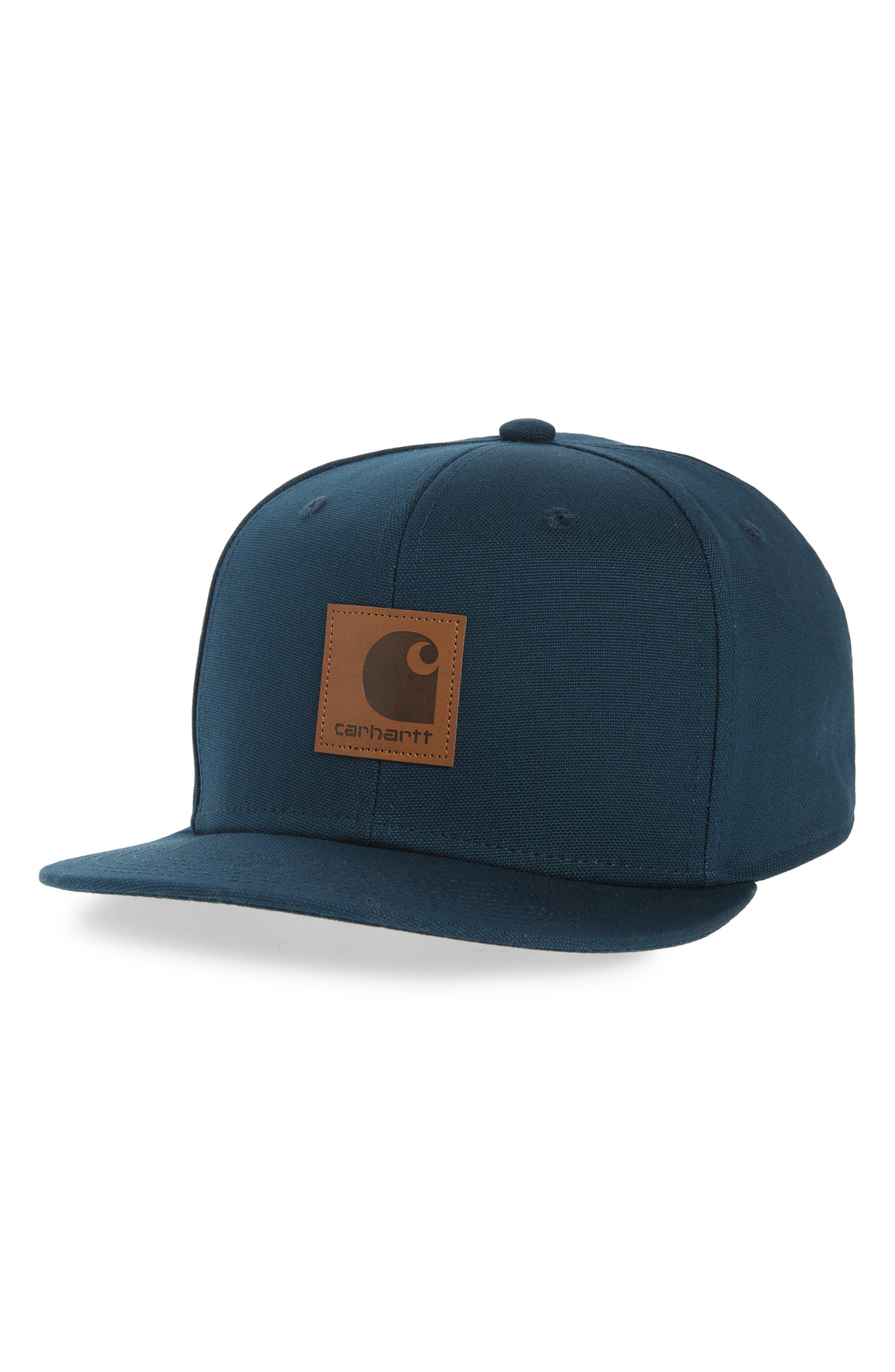Canvas Logo Ball Cap