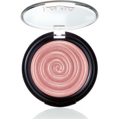 Laura Geller Beauty Baked Gelato Swirl Illuminator - Charming Pink
