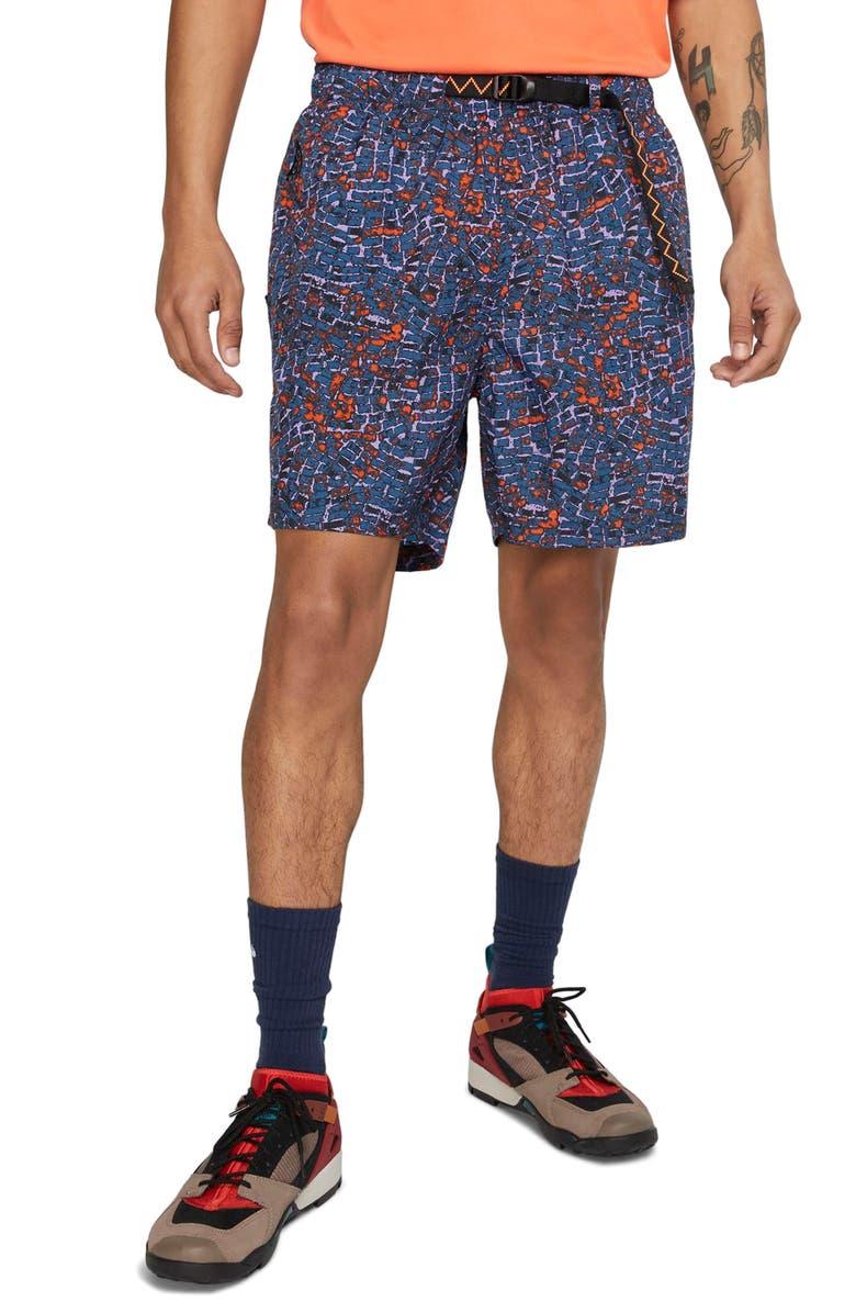 NIKE ACG Men's Shorts, Main, color, MYSTIC GREEN