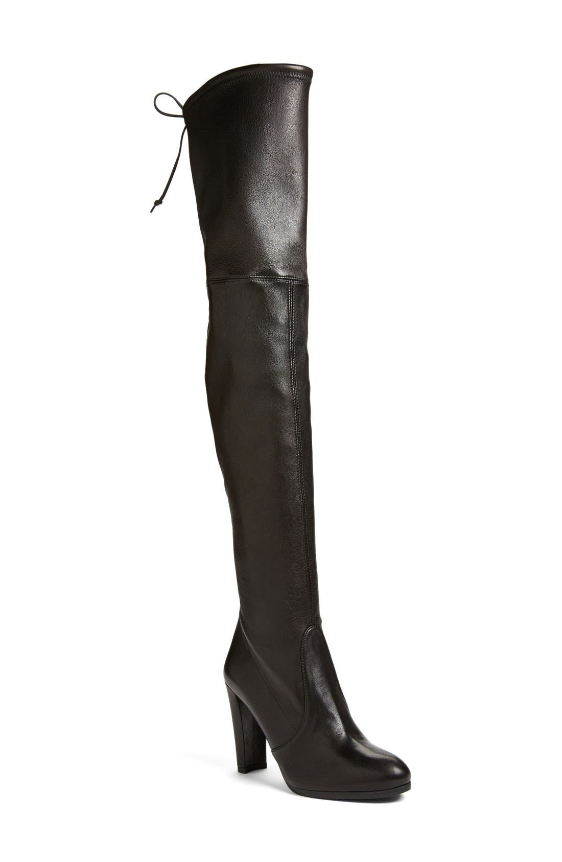 ,                             'Highland' Over the Knee Boot,                             Main thumbnail 19, color,                             005