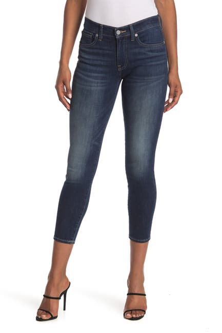 """Image of Lucky Brand Mid Rise Ava 27"""" Skinny Jeans"""