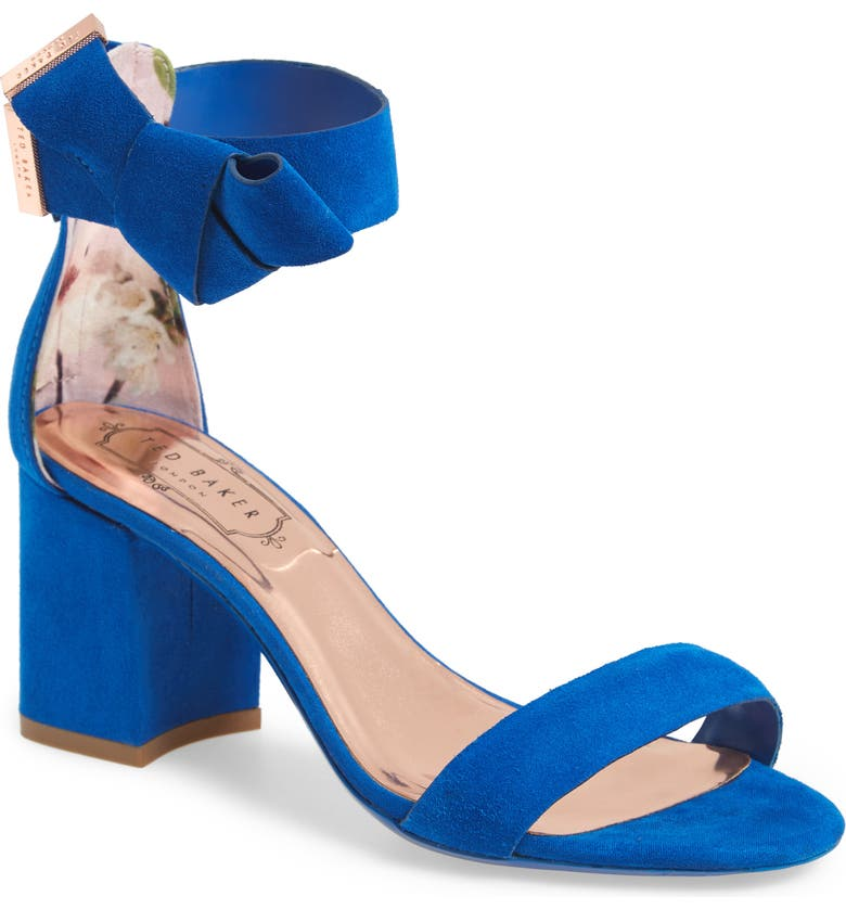 02c0a21987 Ted Baker London Kerrias Block Heel Sandal (Women) | Nordstrom
