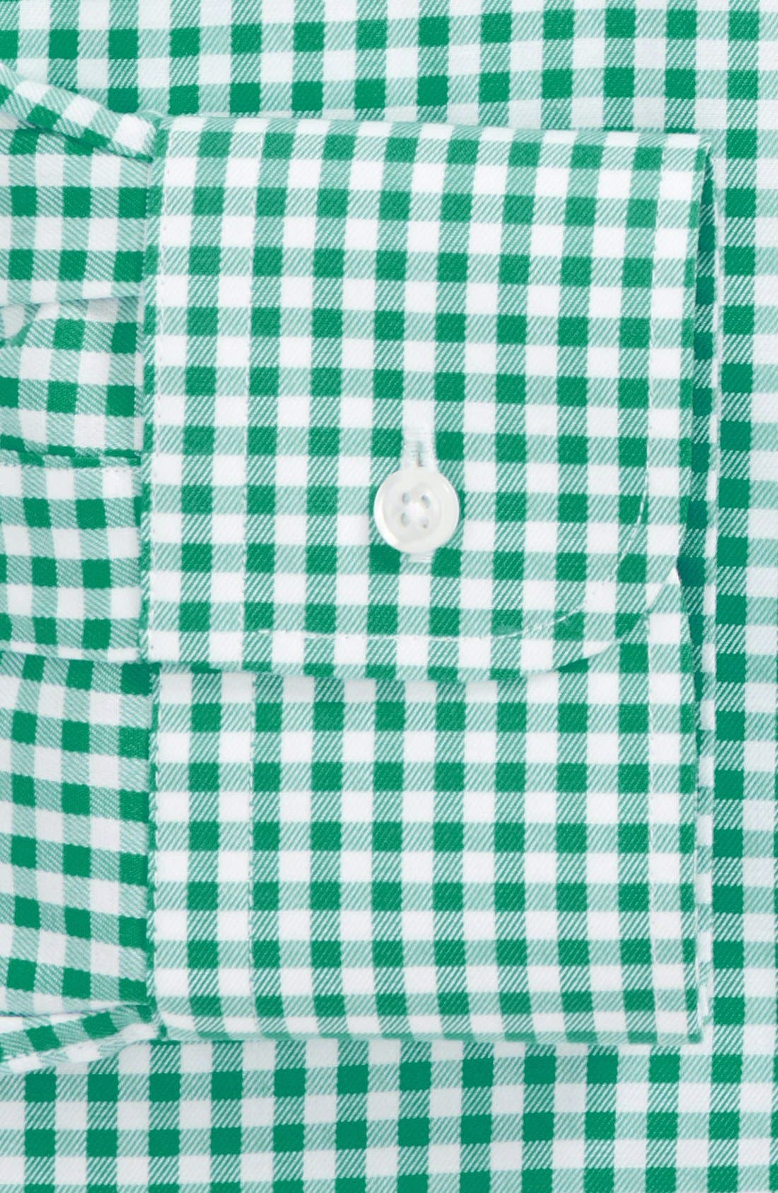 ,                             Traditional Fit Non-Iron Gingham Dress Shirt,                             Alternate thumbnail 50, color,                             311