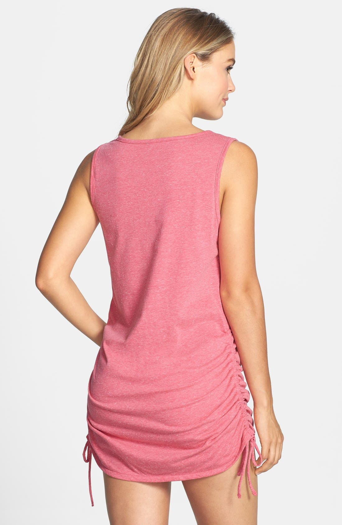 ,                             Shirred Side Cover-Up,                             Alternate thumbnail 14, color,                             650