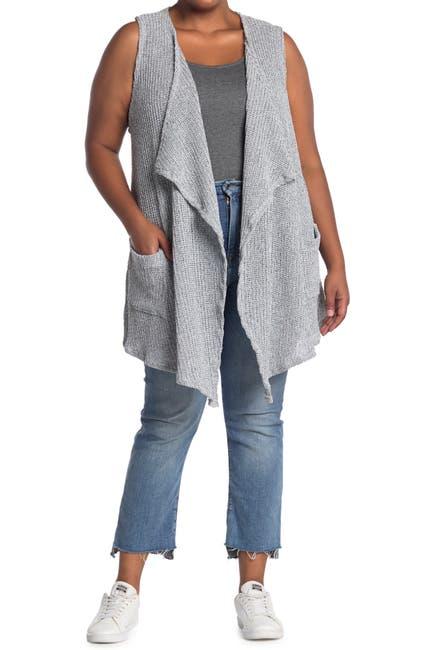 Image of Forgotten Grace Boucle Sweater Vest