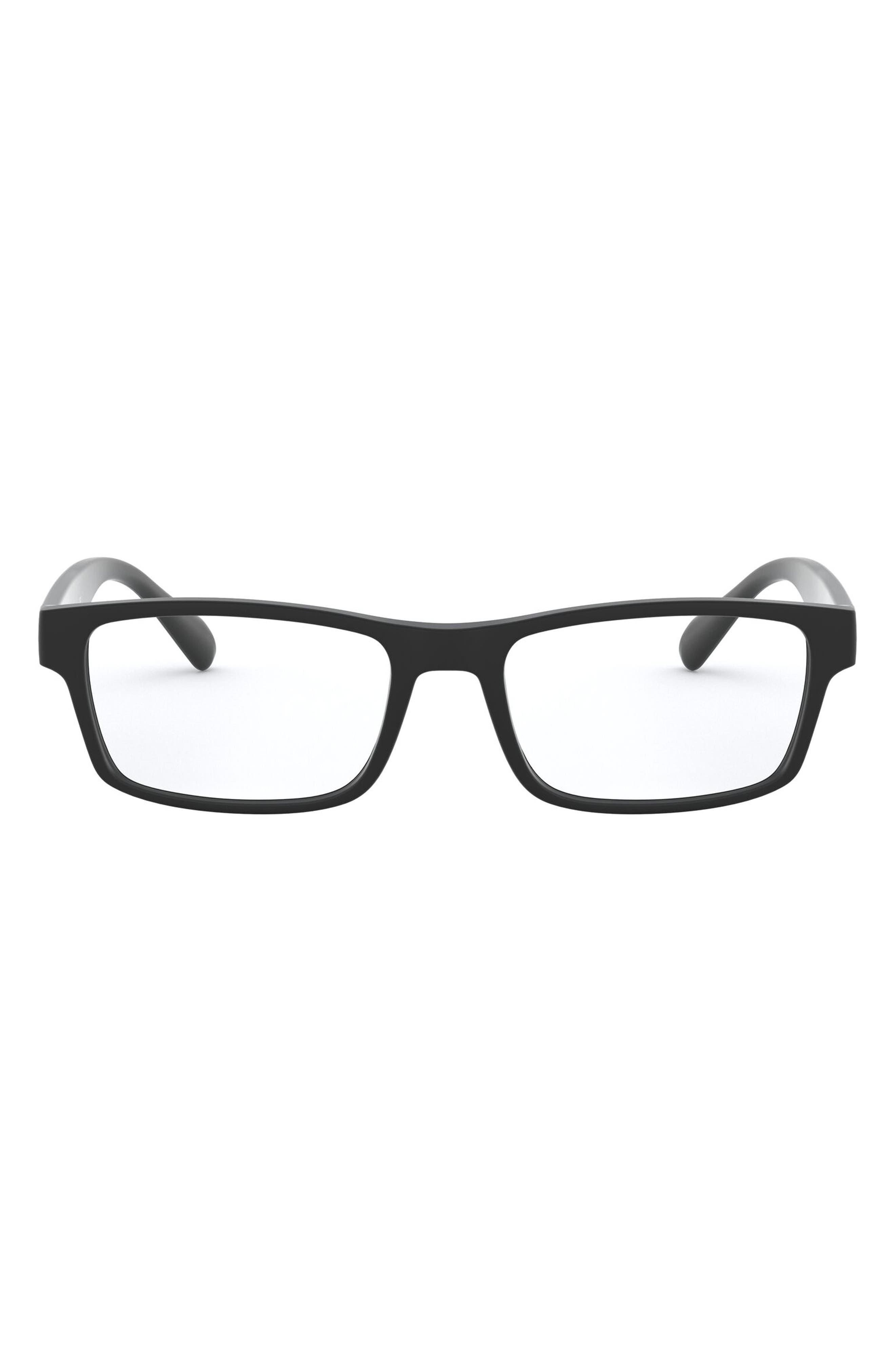 55mm Rectangular Optical Glasses