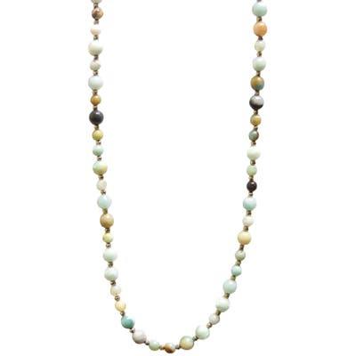 Jane Basch Designs Long Beaded Necklace