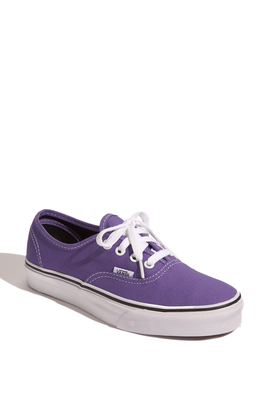 ,                             'Authentic' Sneaker,                             Main thumbnail 672, color,                             520
