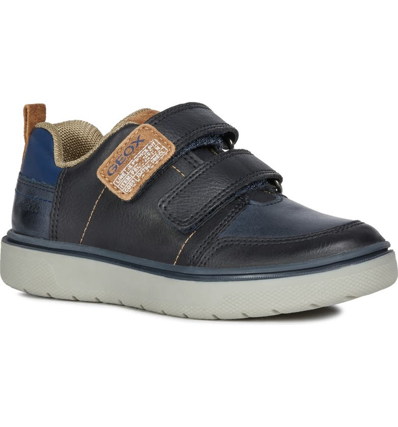 GEOX Riddock 9 Sneaker, Main, color, NAVY