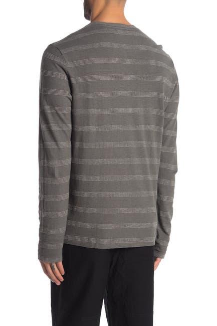 Image of BALDWIN Atman Long Sleeve T-Shirt