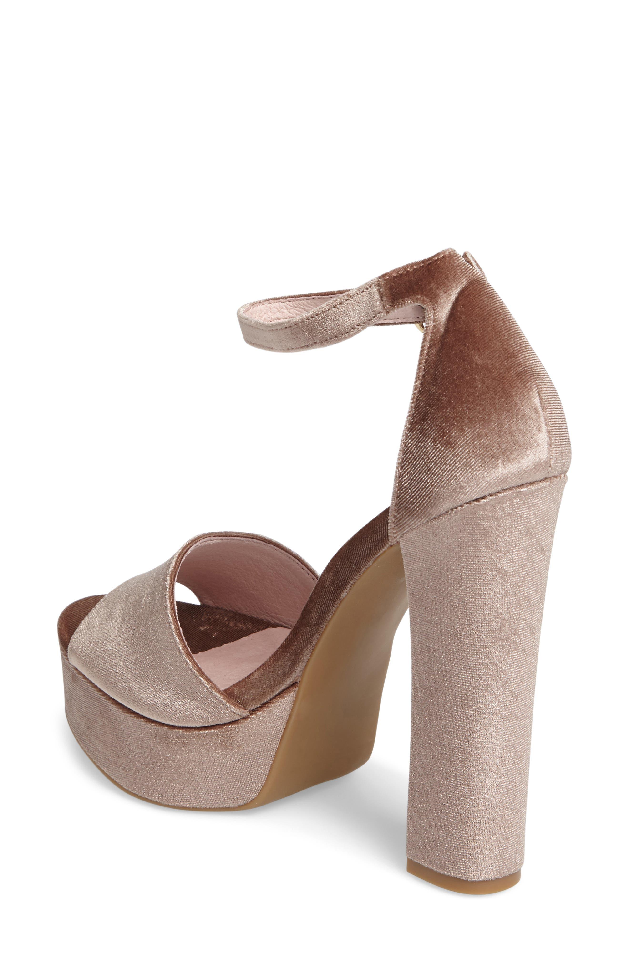 ,                             Ace Platform Sandal,                             Alternate thumbnail 8, color,                             250