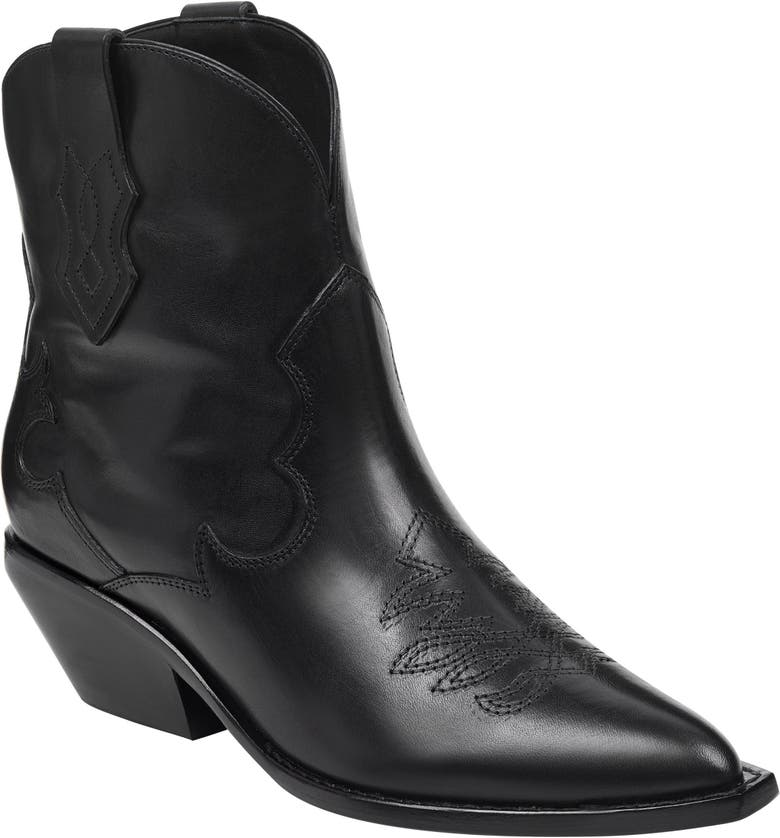 SIGERSON MORRISON Taima Western Boot, Main, color, 001