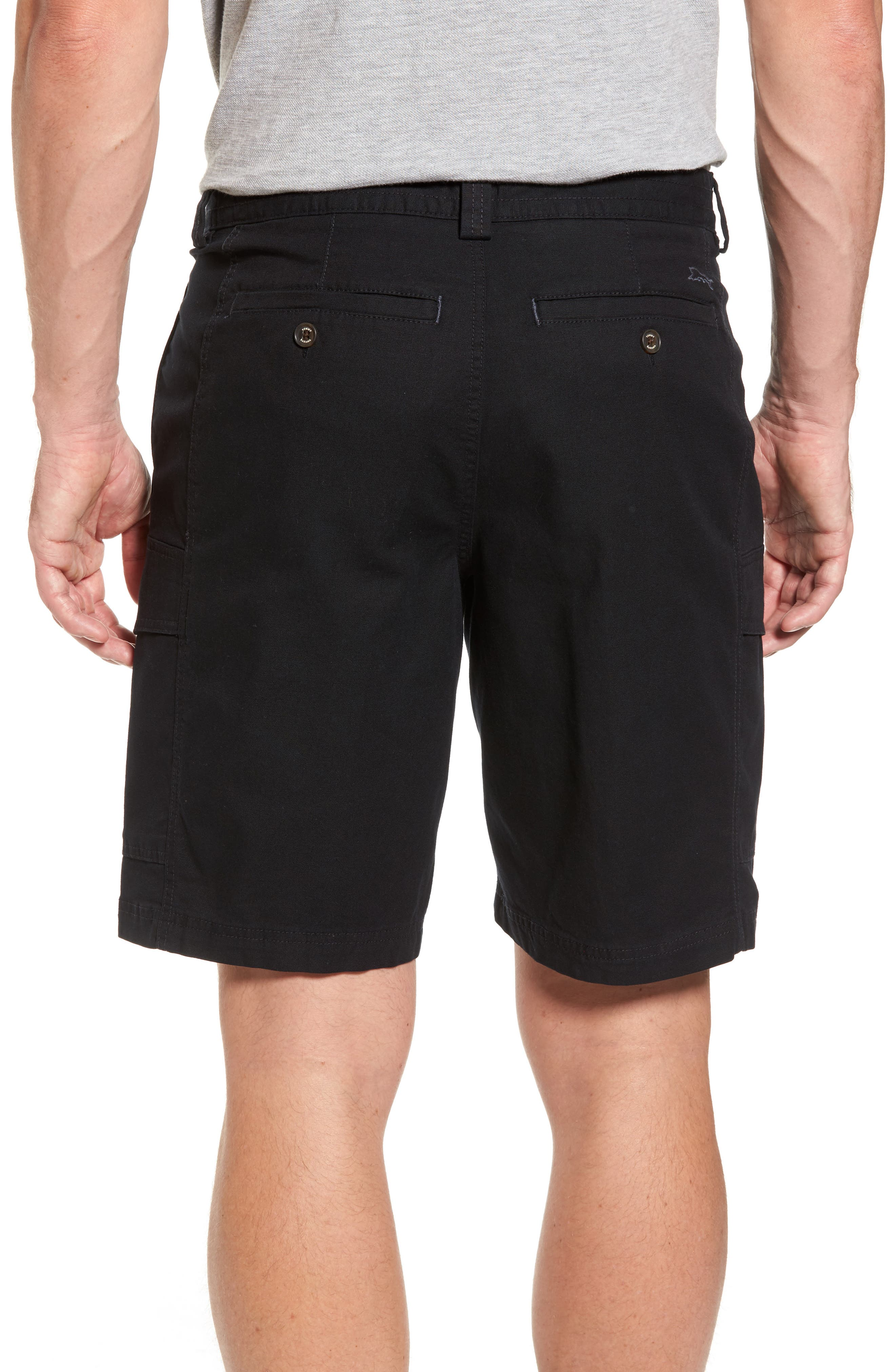 ,                             Key Isles Cargo Shorts,                             Alternate thumbnail 2, color,                             BLACK