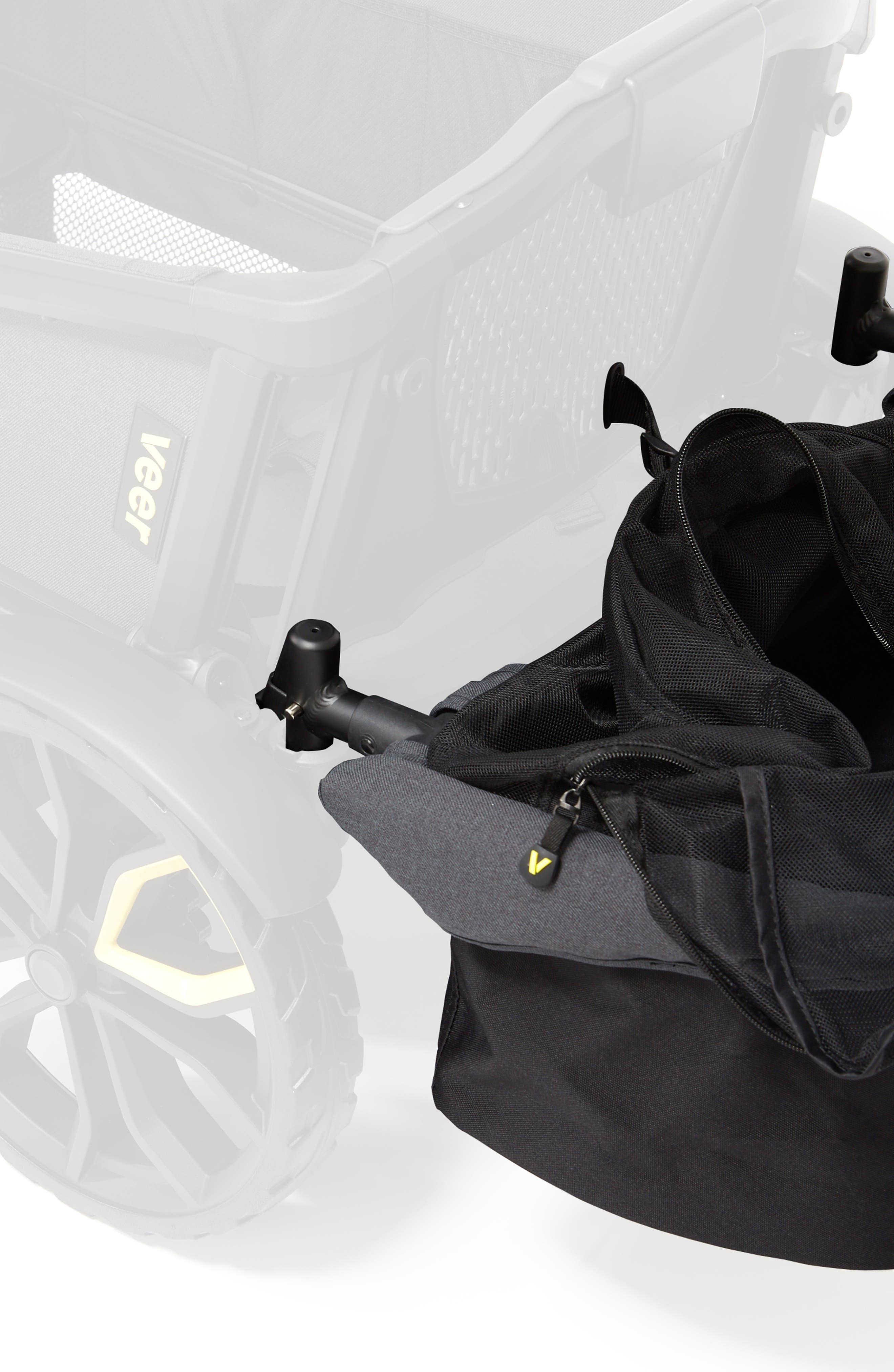 ,                             Foldable Storage Basket,                             Alternate thumbnail 8, color,                             BLACK