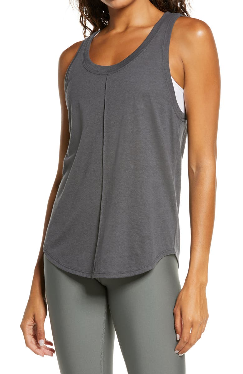 ALO New Moon Tank, Main, color, ANTHRACITE