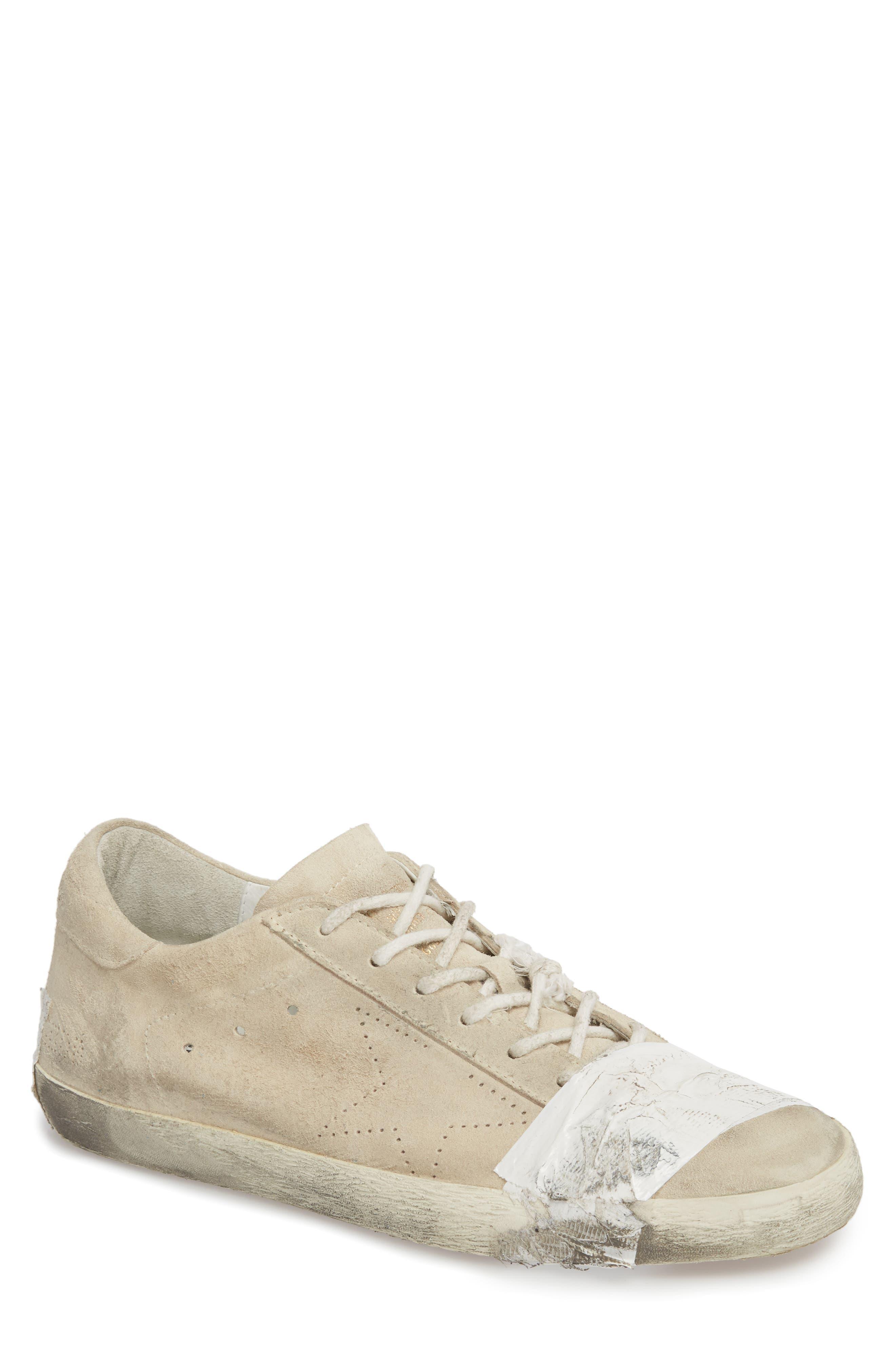 Golden Goose Superstar Taped Sneaker