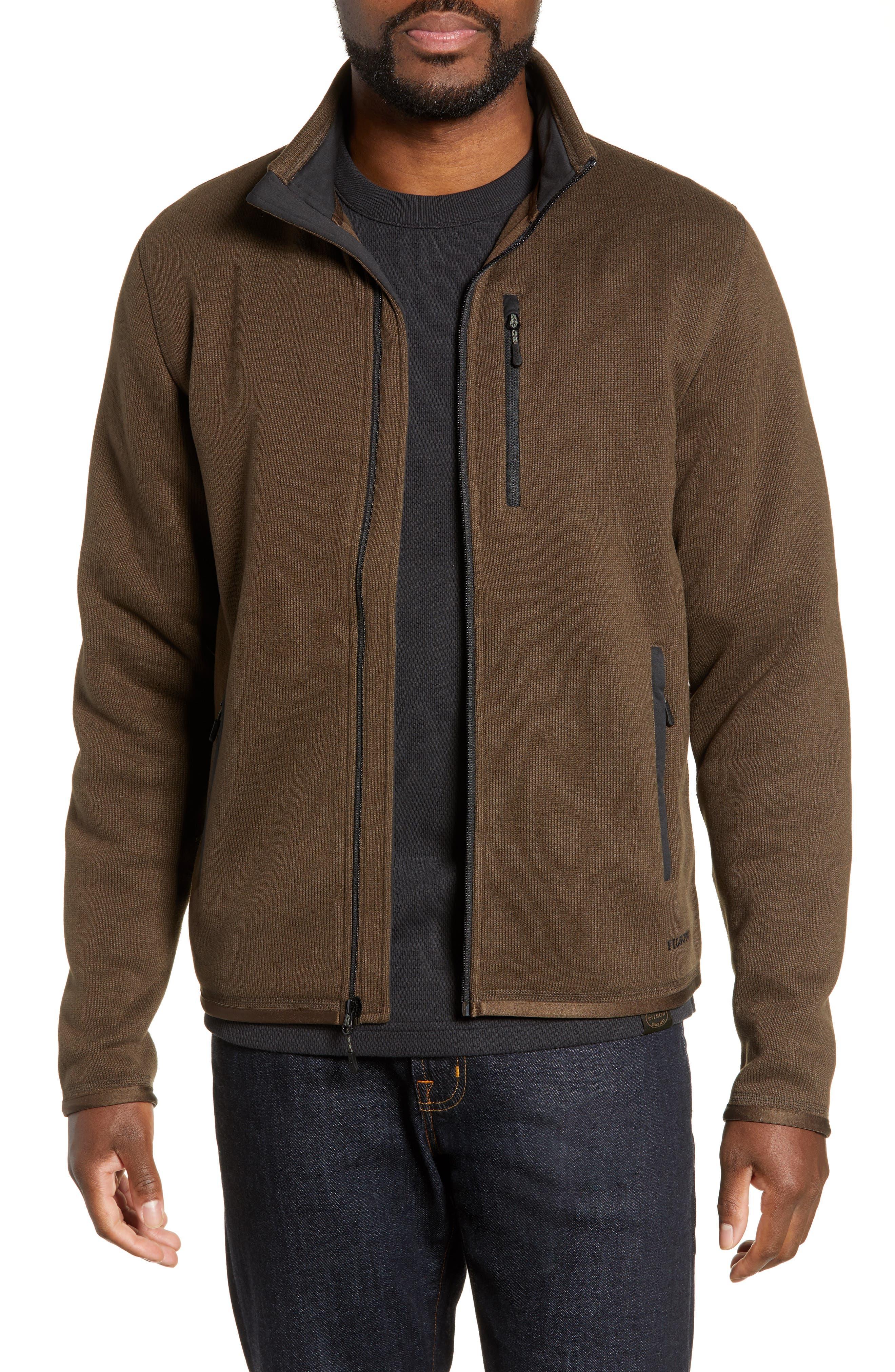 ,                             Ridgeway Polartec<sup>®</sup> Fleece Jacket,                             Main thumbnail 8, color,                             208