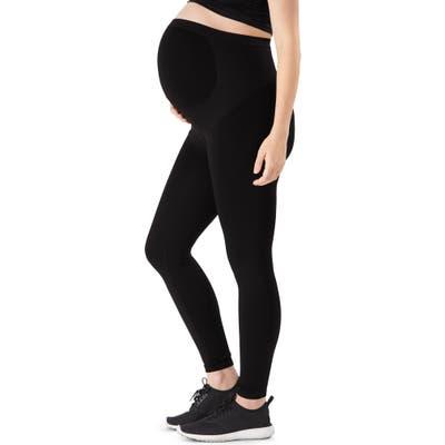 Belly Bandit Bump Support(TM) Maternity Leggings, Black