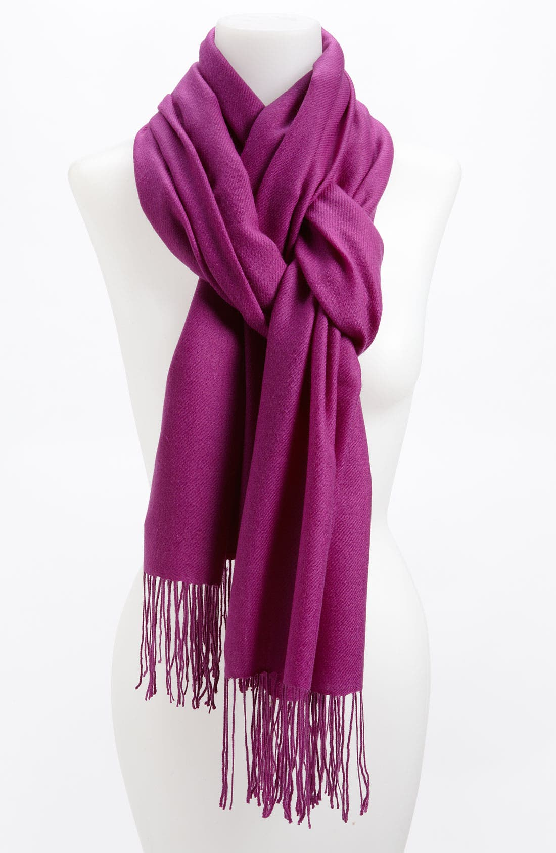 ,                             Tissue Weight Wool & Cashmere Wrap,                             Main thumbnail 133, color,                             509