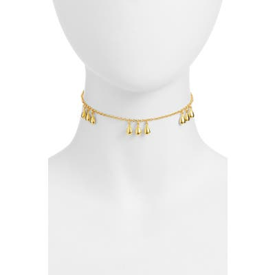 Karen London Droplet Choker
