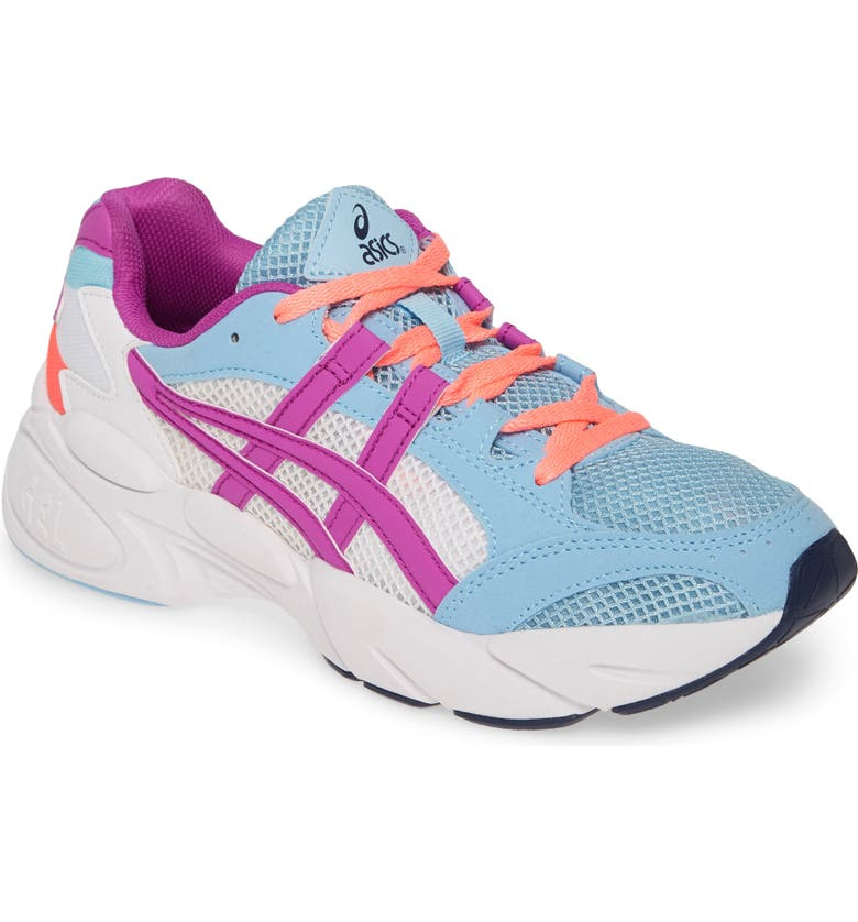 ASICS<SUP>®</SUP> GEL-BND<sup>™</sup> Sneaker, Main, color, HERITAGE BLUE/ ORCHID