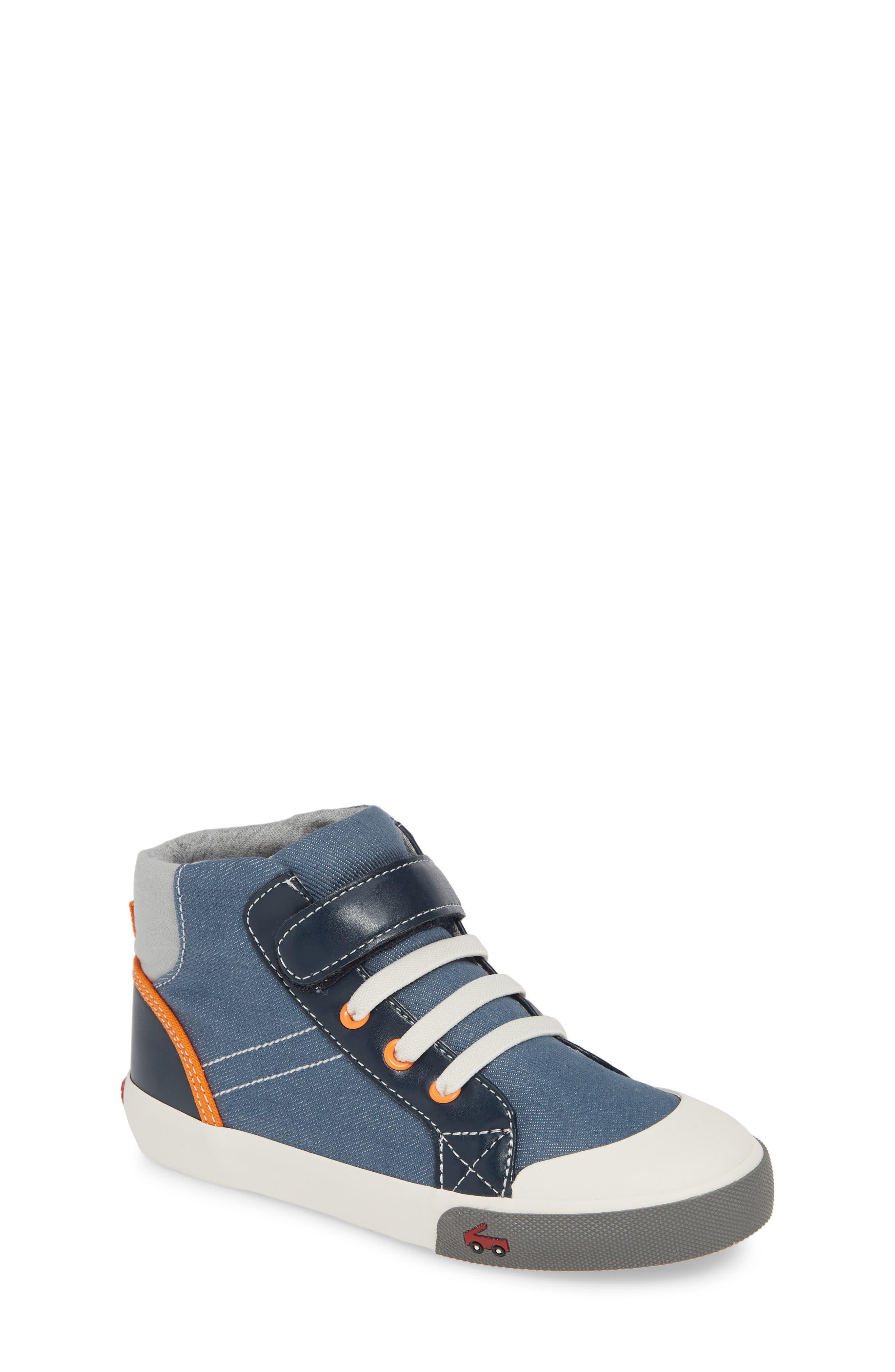 See Kai Run 'Dane' High Top Sneaker