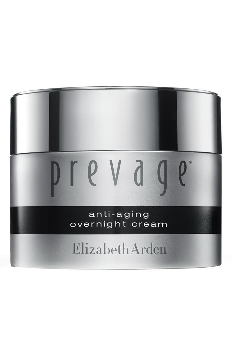 ELIZABETH ARDEN PREVAGE<sup>®</sup> Night Anti-Aging Restorative Cream, Main, color, NO COLOR