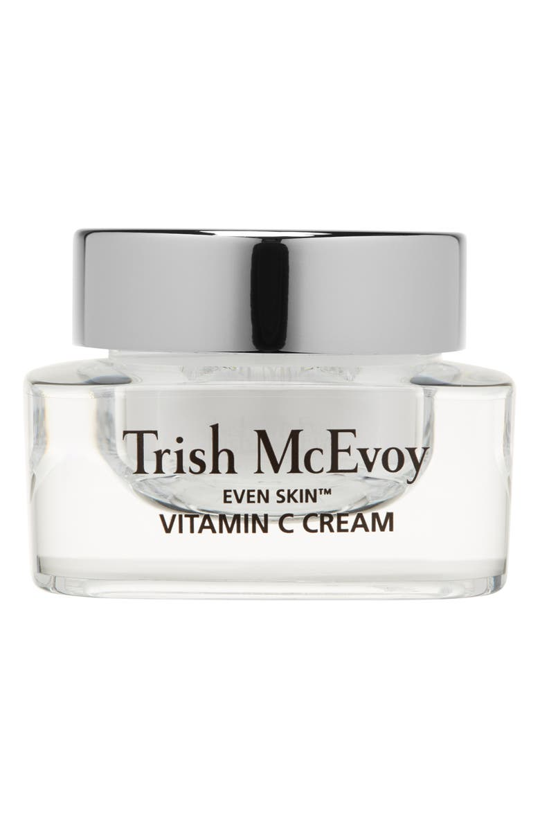 TRISH MCEVOY Even Skin Vitamin C Cream, Main, color, NO COLOR
