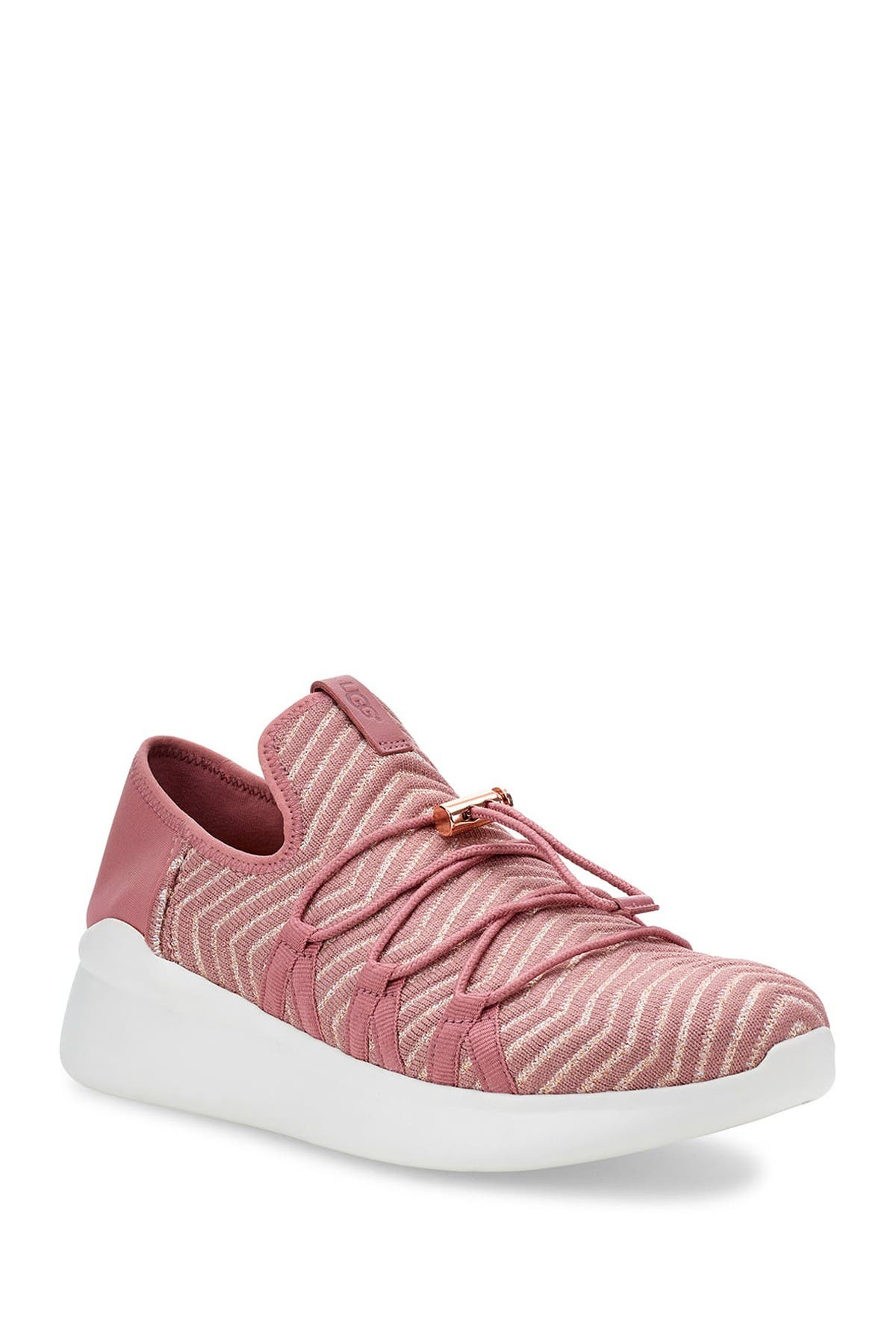 UGG | Kinney Metallic Platform Sneaker