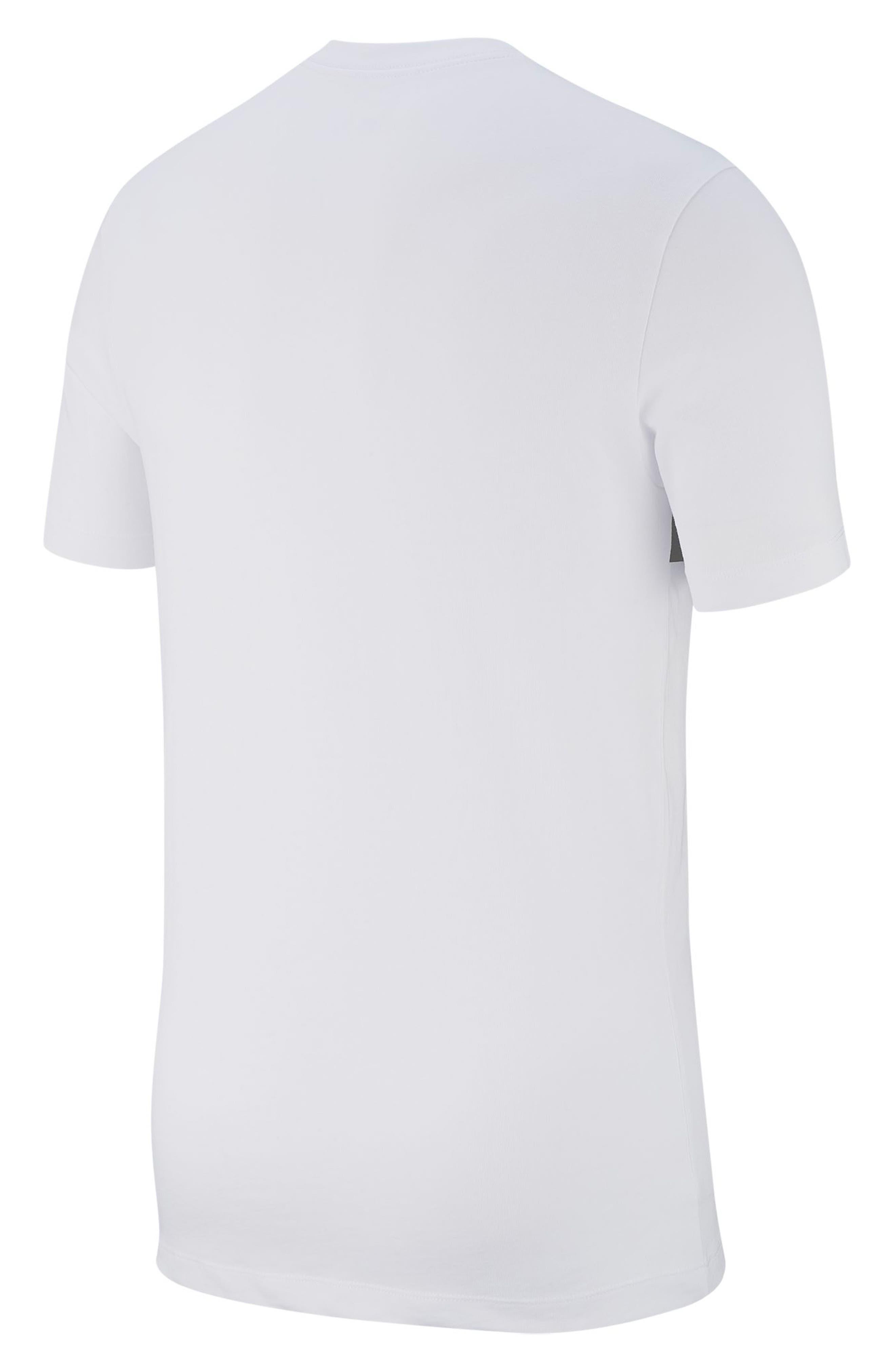 ,                             NSW Mini Futura 3 T-Shirt,                             Alternate thumbnail 7, color,                             WHITE