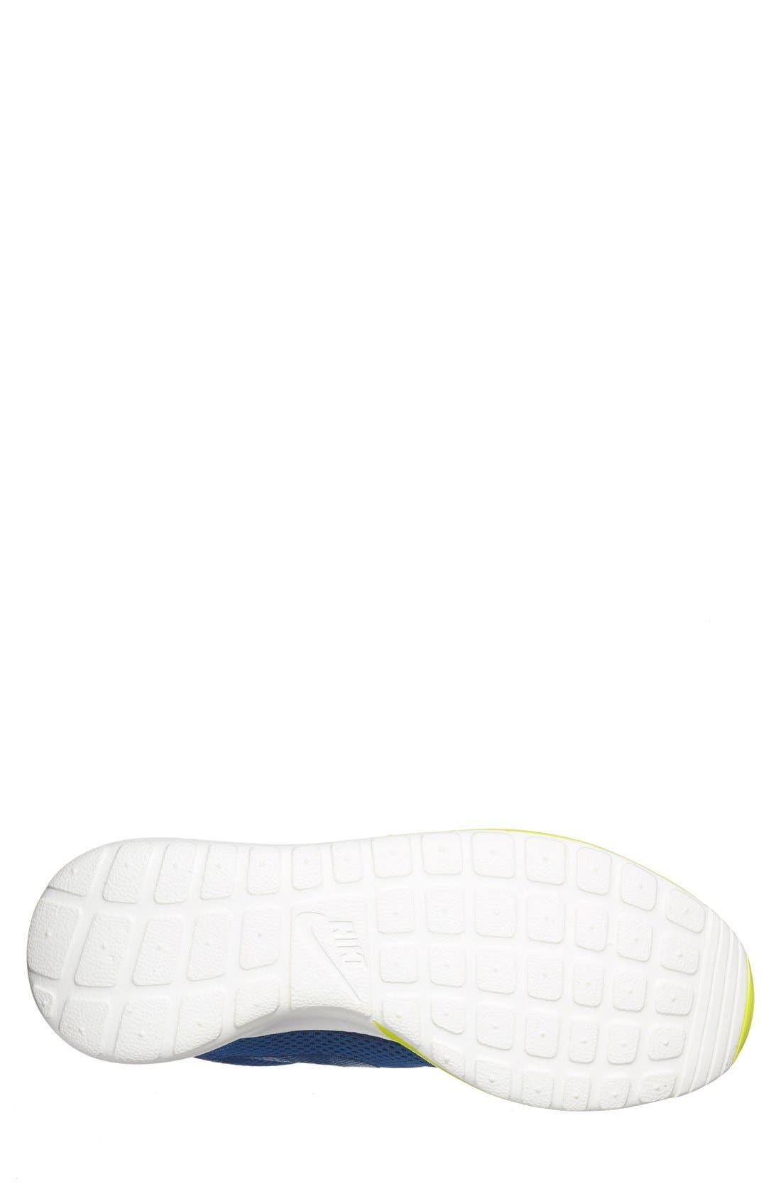 ,                             'Roshe Run' Sneaker,                             Alternate thumbnail 96, color,                             400