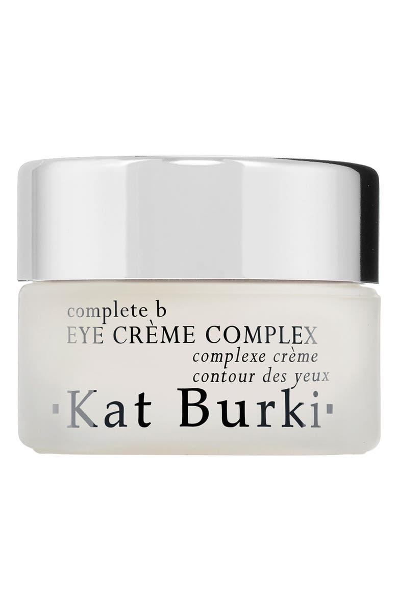 KAT BURKI SPACE.NK.apothecary Kat Burki Complete B Eye Crème Complex, Main, color, 000