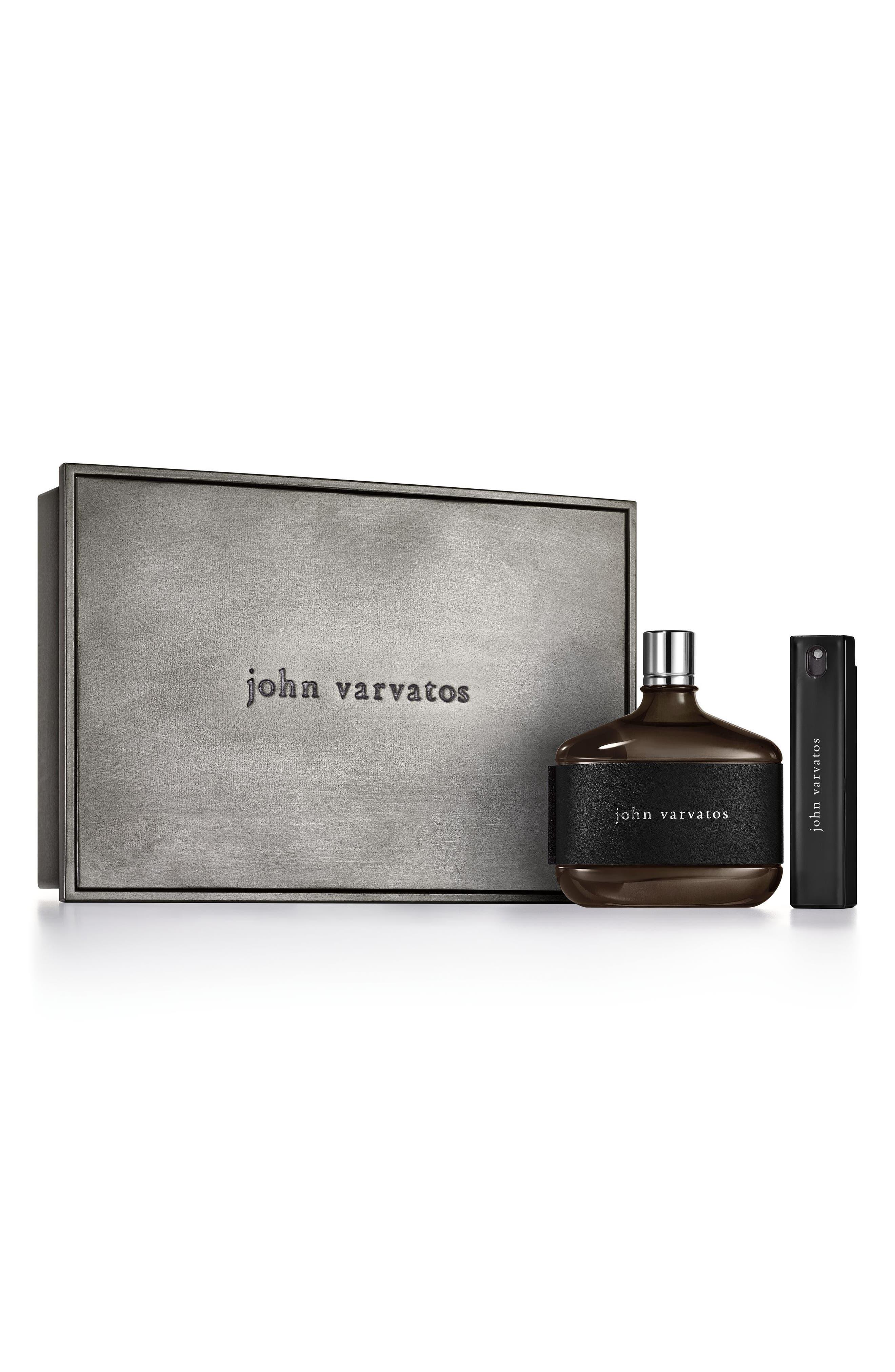 John Varvatos Eau De Toilette Set ($119 Value)