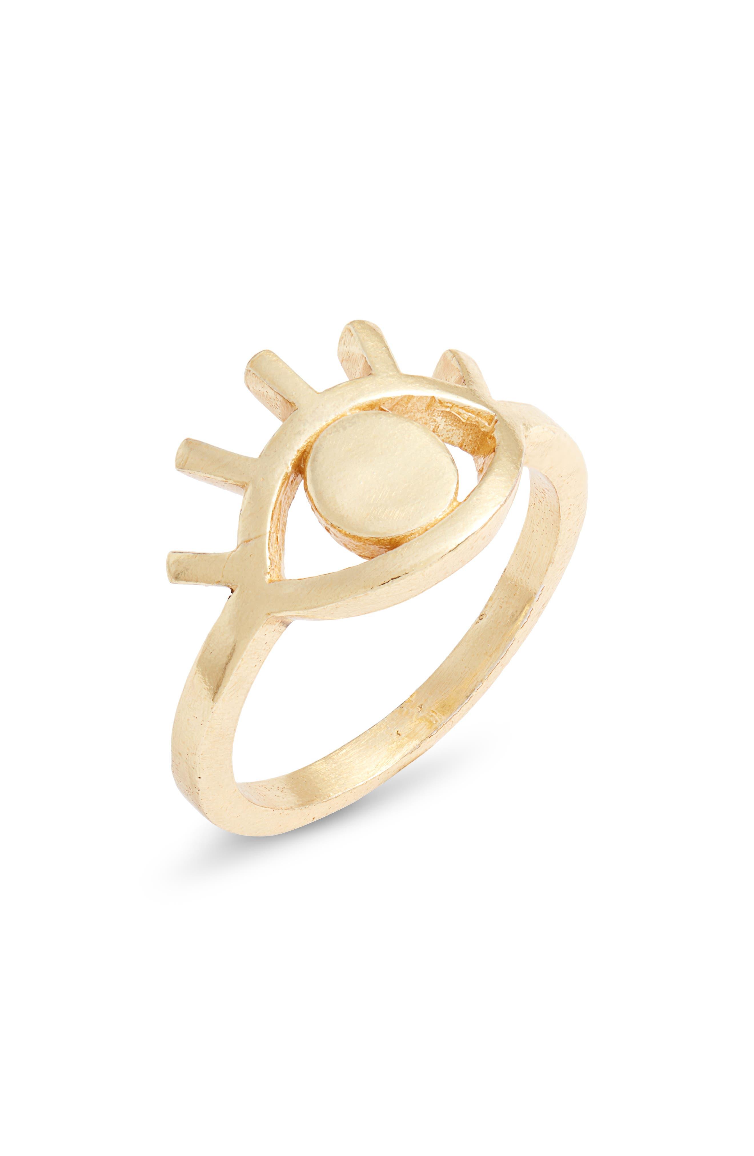 Joan Sterling Silver Ring