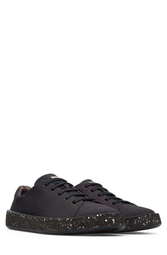 Camper Courb Ecoalf Sneaker In Black