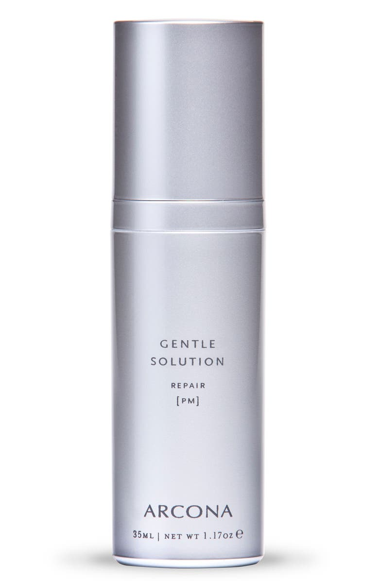 ARCONA Gentle Solution<sup>®</sup> Nighttime Face Serum, Main, color, NO COLOR