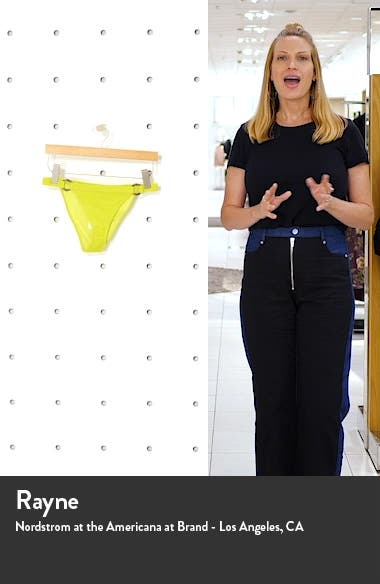 Ring High Leg Bikini Bottoms, sales video thumbnail