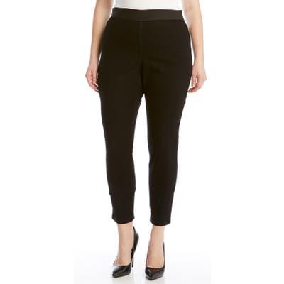 Plus Size Karen Kane Denim Leggings