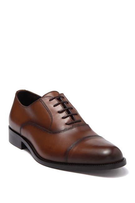 Image of To Boot New York McAllen Cap Toe Oxford