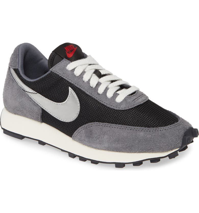 NIKE Daybreak SP Sneaker, Main, color, BLACK/ SILVER/ DARK GREY