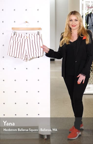 Le Bardot Denim Shorts, sales video thumbnail
