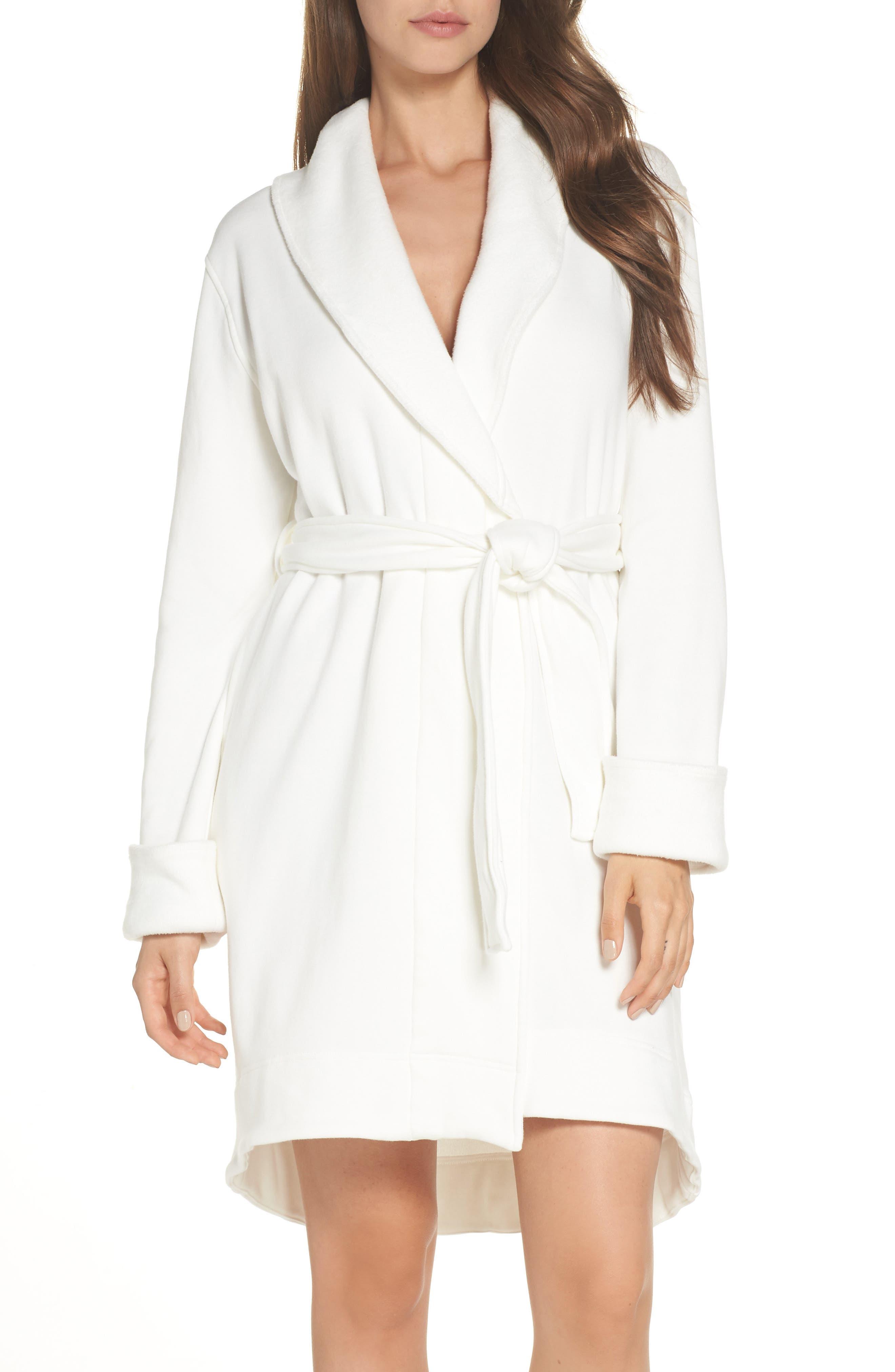 UGG® Blanche II Short Robe
