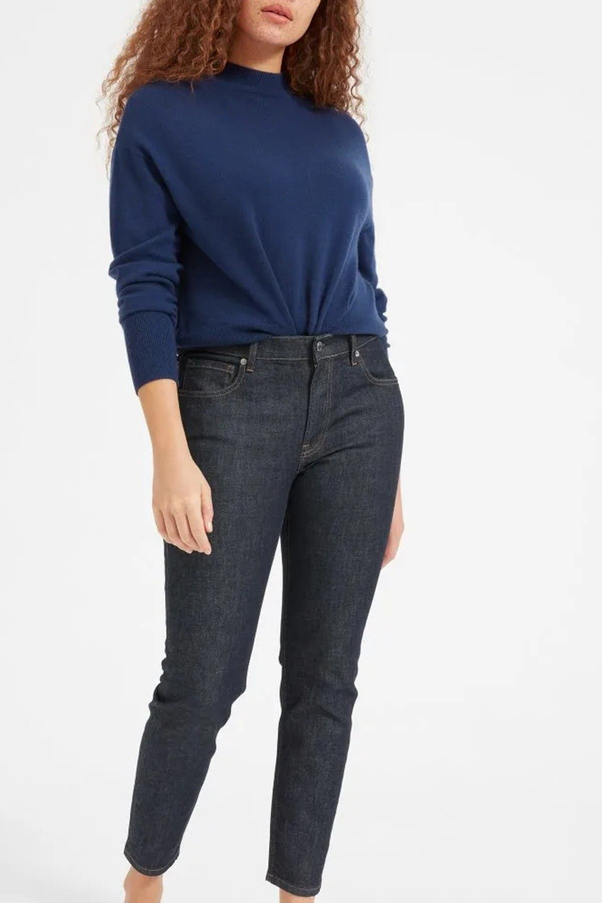Image of EVERLANE The Mid Rise Skinny Jean